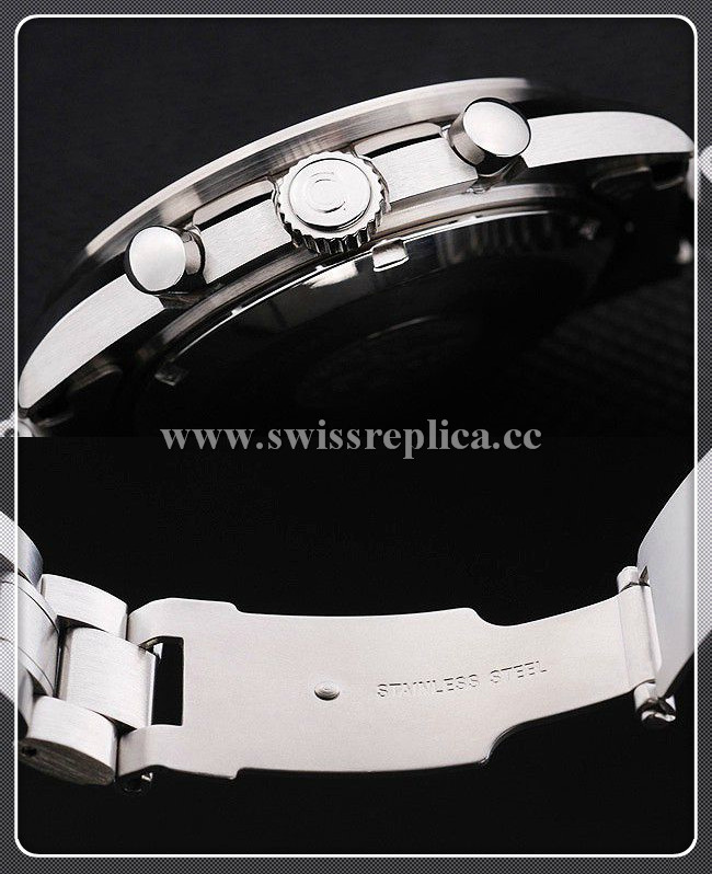 OMEGA Replica Automatic Limited Edition In Steel Ref. 57005007. NEW! Lister Agent