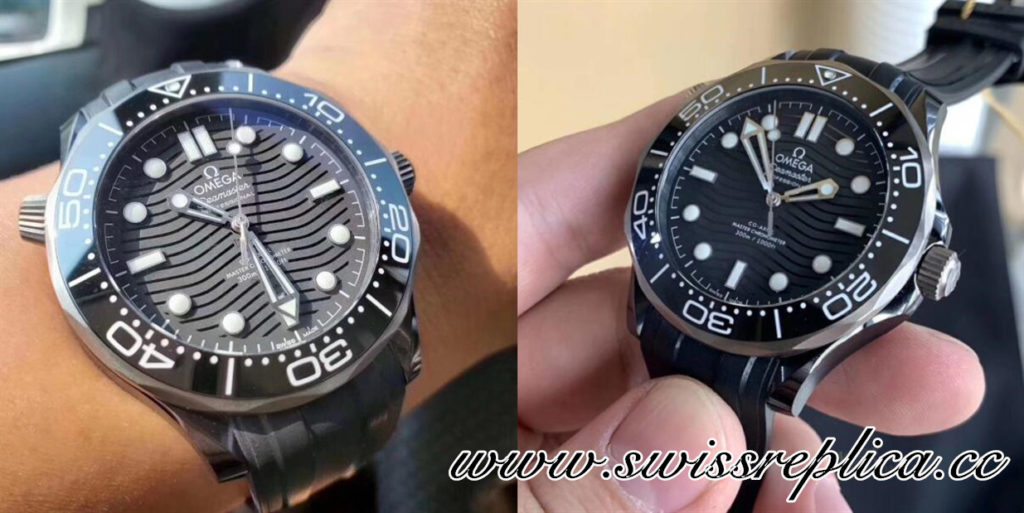 Technology Ceramic Omega Seamaster 300M Replica Watches