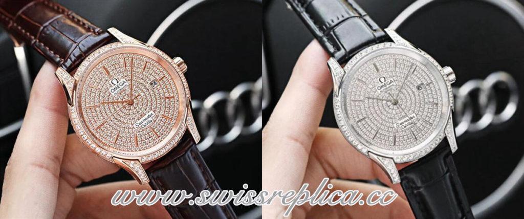 The Most Beautiful Omega Gypsophila Replica Watch